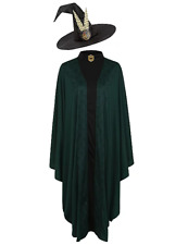 Adult Harry Potter Professor McGonagall Robe Cape Fancy Dress Costume World Book