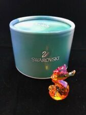 Swarovski Lovlots Crystal Seahorse - Gina, Sealife Collection Mib1121757
