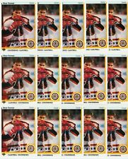 STEVE YZERMAN 27 CARD LOT 1990-91 UPPER DECK HOCKEY # 477 ALL STAR FRENCH & US