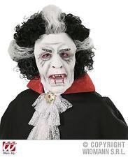 Widmann - Maschera Vampiro con Parrucca