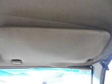 1994 Nissan D21 Navara RHF Sun Visor S/N# V6822 BH6489