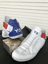 Y-3 Kazuhiri Leather Sneakers For Adidas
