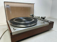 Philips GF 808 Turntable System Amplifier Record Player 45 33 RPM 22GF808