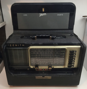 Zenith, Trans - Oceanic multi-band short wave receiver
