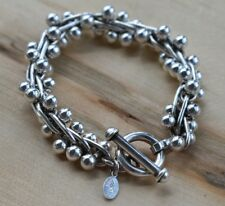 Toggle Clasp Bracelet - B0523 - Htf! Silpada 925 Sterling Silver &#