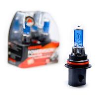 2 X HB5 Poires 9007 PX29t Lampe Halogène 6000K 65W 55W Xenon Ampoules 12 Volt