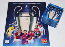 PANINI UEFA CHAMPIONS LEAGUE 2011/2012 11/12 – 50 cartocci packets BUSTINE + ALBUM