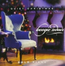 Quiet Christmas: Solo Piano by Beegie Adair (CD, Oct-2013, Green Hill Music)