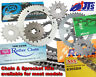 SUZUKI TS250 A B C (76-78) RK STD CHAIN & SPROCKET KIT REPLICA PARTS