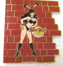 Hard Rock Cafe BIRMINGHAM Bunny Girl Puzzle Pin .