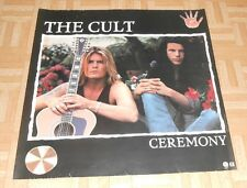 The Cult Ceremony Promo Poster 26x26
