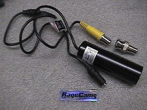 BULLET CAMERA KPC-EJ230NUWX IR CUT FILTER REMOVED 16mm NIGHT VISION IR NIGHT CAM