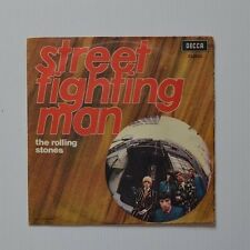 "ROLLING STONES - Street fighting man - 1968 ORIGINAL 7"" ITALY"