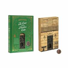 The Case of the Priceless Coin Puzzle: Professor Puzzle Sherlock Holmes Puzzle