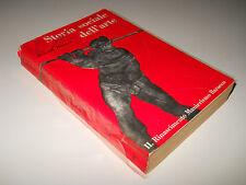 HAUSER, Storia sociale dell'arte vol II - Einaudi, I ed. 1956