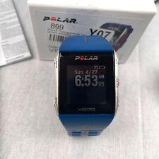 Polar V800 HR GPS Sport Smart Watch Activity Tracker Blue Red Waterproof Fitness