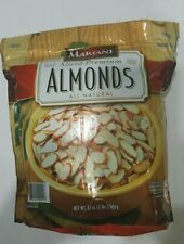 SLICED PREMIUM ALMONDS 2 LBS. MARIANI NUT Co.( Free Expedited Shipping)