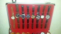 32 gents watches reduce 4 quick sale by £50