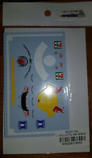 1/18 Red Bull RB6 helmet decal Museum Collection mcldc-624 d624