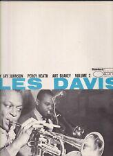 MILES DAVIS volume 2 BLUE NOTE EX+  (LP2666)