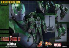 Ready! Hot Toys Toy Soul 2015 MMS342 Marvel Iron Man 3 Mark 26 XXVI Gamma 1/6