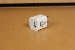 2 pin USA Euro USB plug power travel adapter