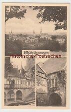(93968) Foto AK Mühlhausen i. Thür., Mehrbildkarte 1954