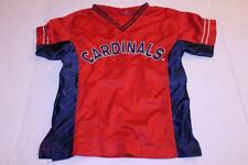 Youth St Louis Cardinals M Vintage Jersey Shirt (Red) Jersey