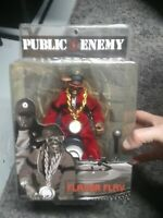 Flavor Flav RED 2006 MEZCO TOYS Action Figure New in Box