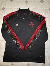 Adidas Limited Edition Houston Rockets Jacket SZ. 2XL‼️
