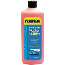 Rain-X Windscreen Washer Additive Water Repellent Cleaner - 500ml