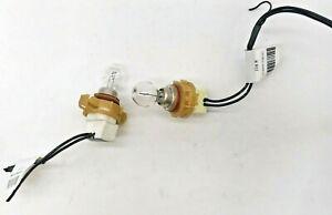 2x OEM Ford Focus DRL Light Dodge Jeep Wrangler Cherokee Fog Lamp Bulb Set