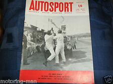 Stirling MOSS FERRARI 250 BERLINETTA Mike Parkes GOODWOOD TOURIST TROPHY 1961