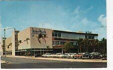JORDAN MARSH STORE, MIAMI: Florida USA postcard (C6785)