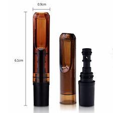 10 Pcs Réutilisable Nettoyant Réduire Tar Fumée Porte-filtre Cigarette Smoking