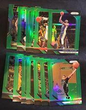 2018-19 Panini Prizm Basketball Green Prizm Parallel Cards Lot You Pick