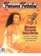 WoW! Femme Fatales V6#6 Star Ship Trooper! Babylon 5! Xena! Cameron Diaz!