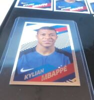PANINI Kylian MBAPPE Rookie 2018 RARE argent silver Carrefour world cup  russia