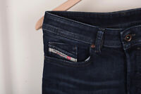 Diesel Buster 0853V_Stretch Regular Slim-Tapered Blue Jeans Size W30 L32