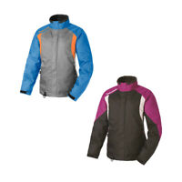 Polaris Womens Throttle Jacket w/ Removable Insulated Liner Snowmobile DWR