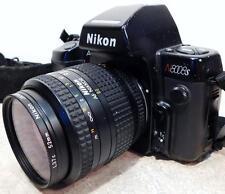 Nikon AF N8008S 35mm SLR Camera Nikkor 35-80mm 1:4-5.6D lens