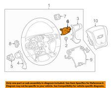 GM OEM Steering Wheel-Audio Stereo Radio Control Switch 23262276