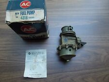 NOS AC Combination Fuel Vacuum Pump 4318 Kaiser 46 47 48 49 50 51 (X-Elec Wiper)