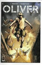 Image Comics OLIVER #1 first printing cover A