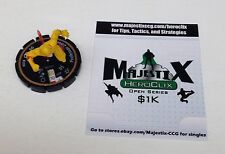 Heroclix Icons set Professor Zoom #209 Limited Edition figure!