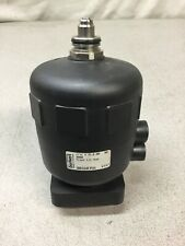 NEW Burkert 2731 A 25 Diaphragm Valve Pneumatic Pilot Actuator, 5.5-7 Bar