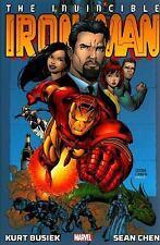 Iron Man by Kurt Busiek and Sean Chen Omnibus by Chris Claremont (2013,...