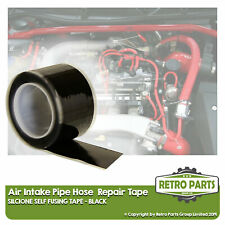 Air Intake Inlet Pipe Hose Repair Tape For Daimler. Leak Fix Seal Black