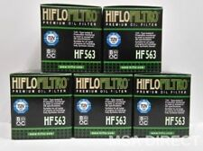 Aprilia SXV450 (2006 to 2015) HifloFiltro EO Quality Oil Filter (HF563) x 5 Pack