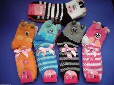 Gestreifte maschinenwäschegeeignete Damen-Socken & -Strümpfe aus Polyester